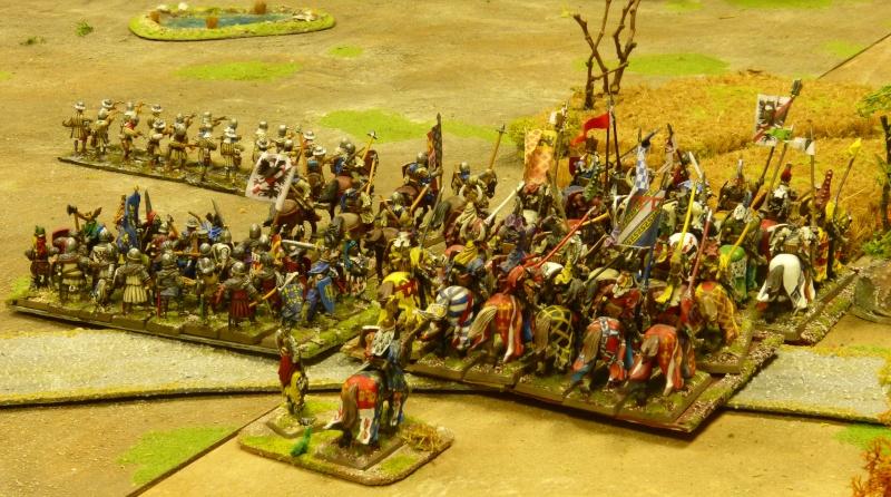 Hail Caesar en médiéval HYW P1050716