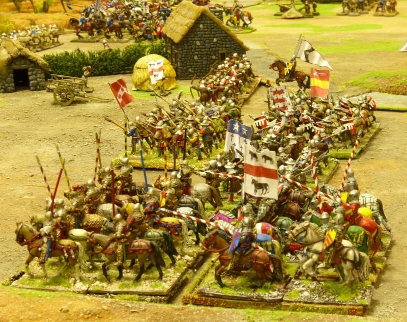 Hail Caesar en médiéval HYW P1050724