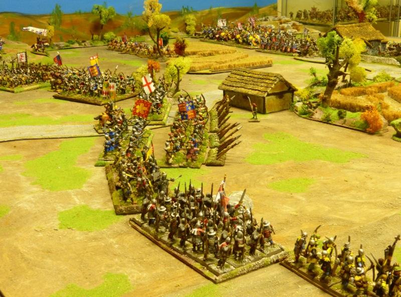 Hail Caesar en médiéval HYW P1050725