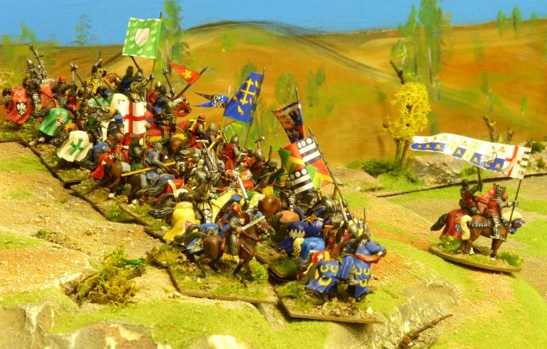 Hail Caesar en médiéval HYW P1050726
