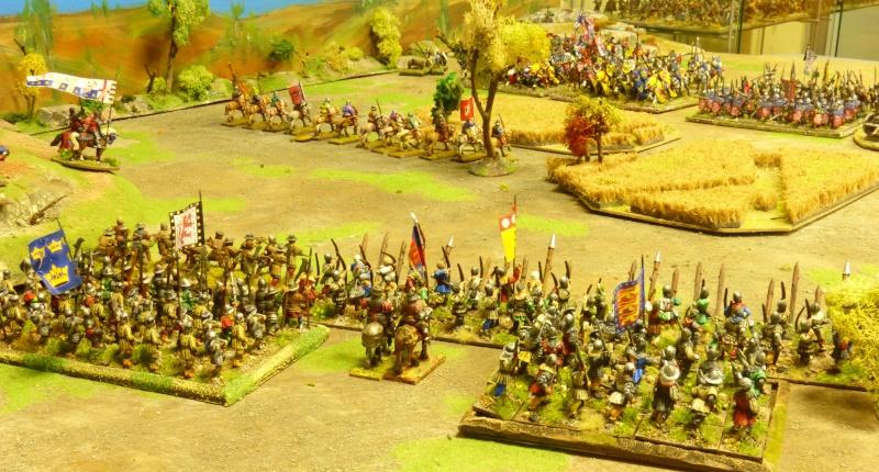 Hail Caesar en médiéval HYW P1050727