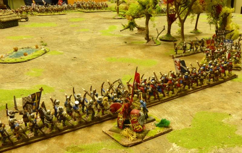 Hail Caesar en médiéval HYW P1050729