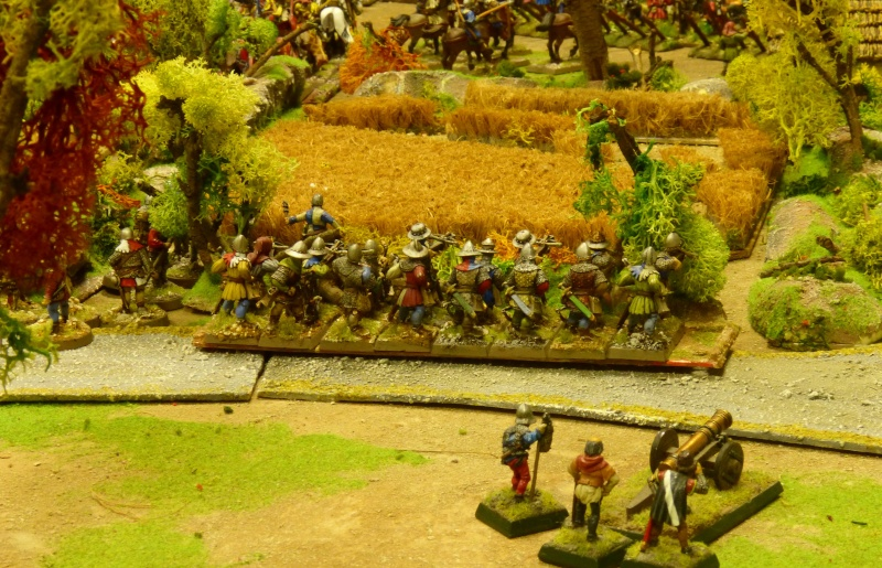 Hail Caesar en médiéval HYW P1050731