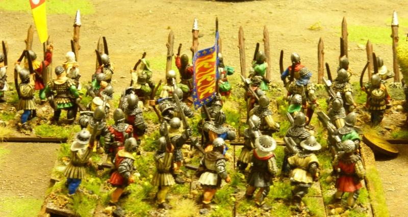 Hail Caesar en médiéval HYW P1050742