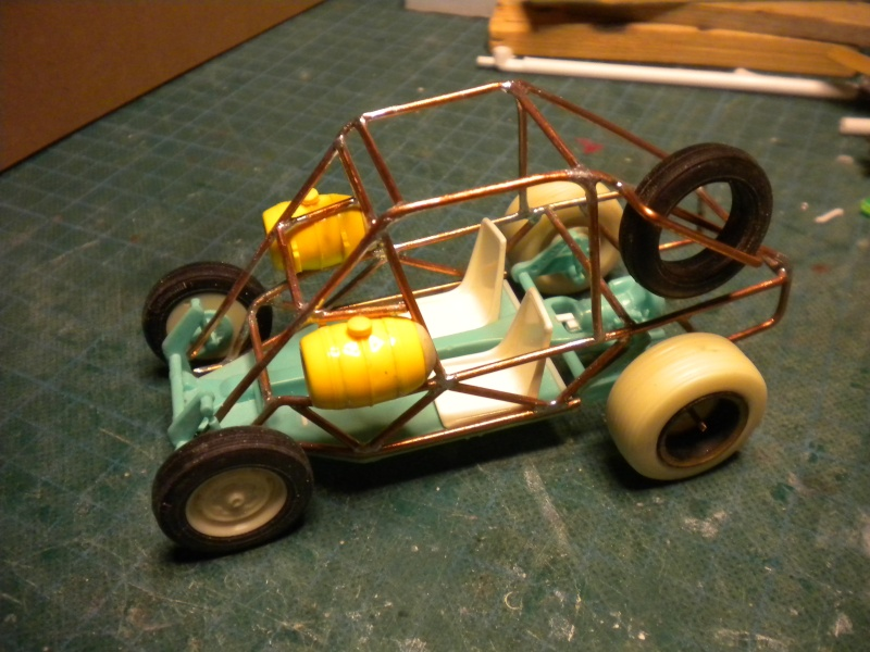 Buggy iron cross mad max 2 414