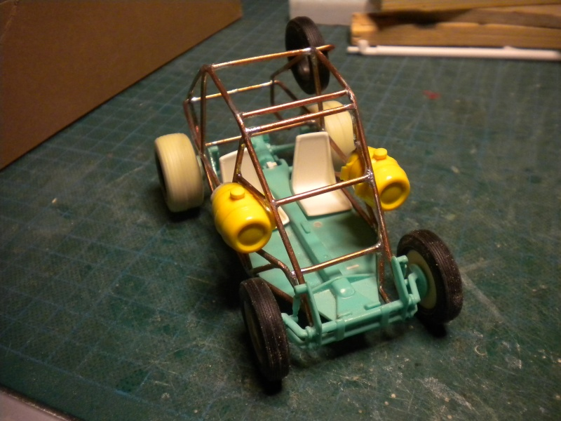 Buggy iron cross mad max 2 513