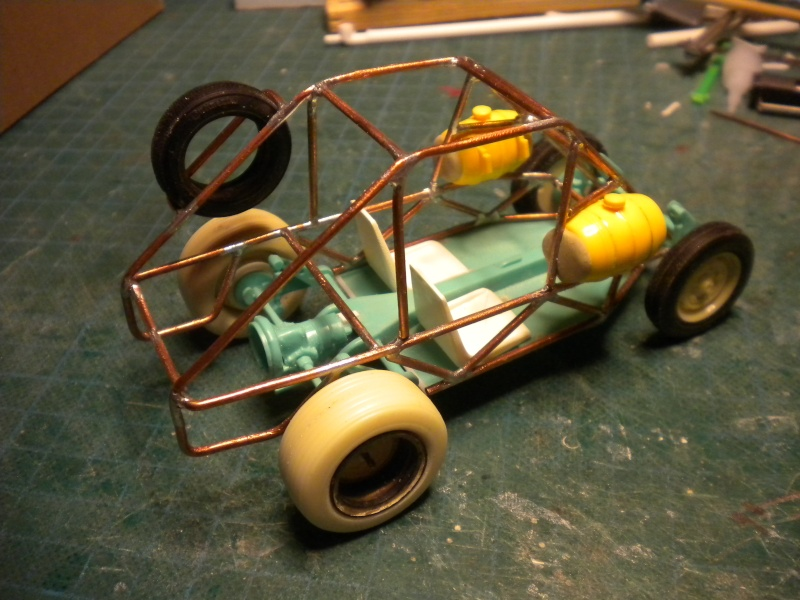 Buggy iron cross mad max 2 613