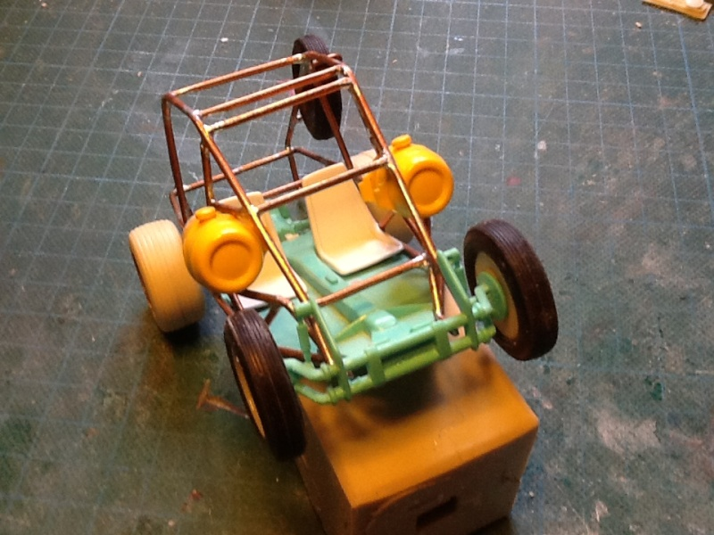 Buggy iron cross mad max 2 713