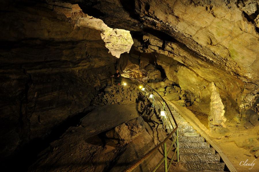 Barbecue 2012 : 19 Août Harzé : Les photos de la Grotte de Remouchamps 12081910
