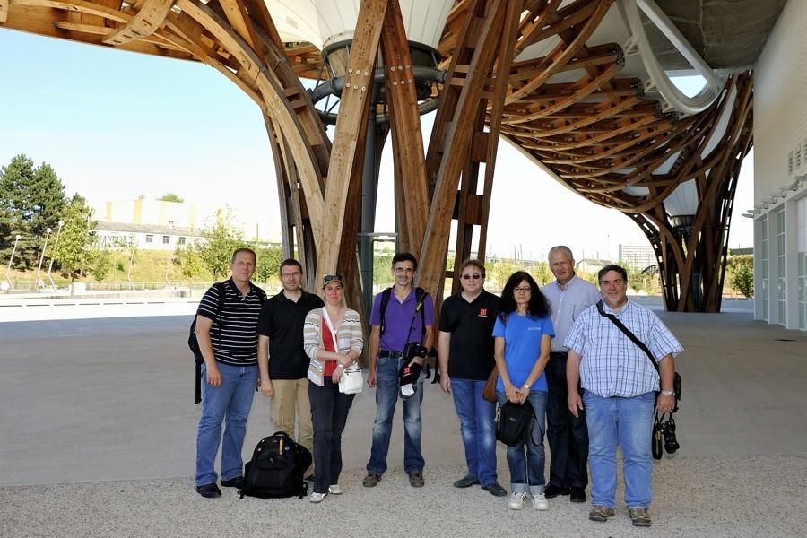 Visite Centre Pompidou et visite de Metz - 08/09/2012 - Photos d'ambiance 12090811