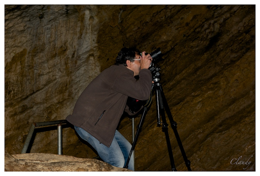 Sortie aux Grotte et Brame du cerf à Han / Lesse : Les photos d'ambiances _dsc0610