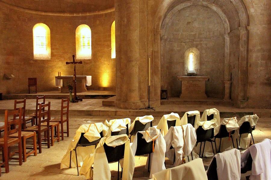 Notre-Dame de Sénanque (Lubéron)  Img15210