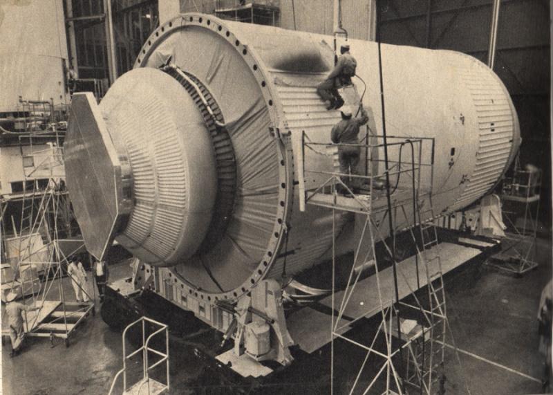 Photos rares et/ou originales, de préférence inédites sur le forum - Page 4 Skylab10