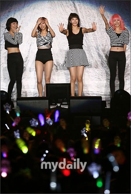 Miss A au concert des 2PM 54821531