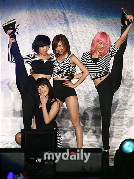 Miss A au concert des 2PM 54821532