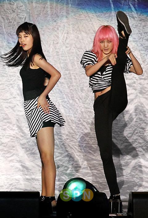 Miss A au concert des 2PM 54821535