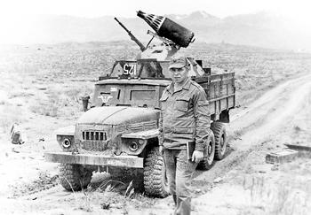 Soviet Gun truck en Afghanistan Volume 2 Le Broom 36509910