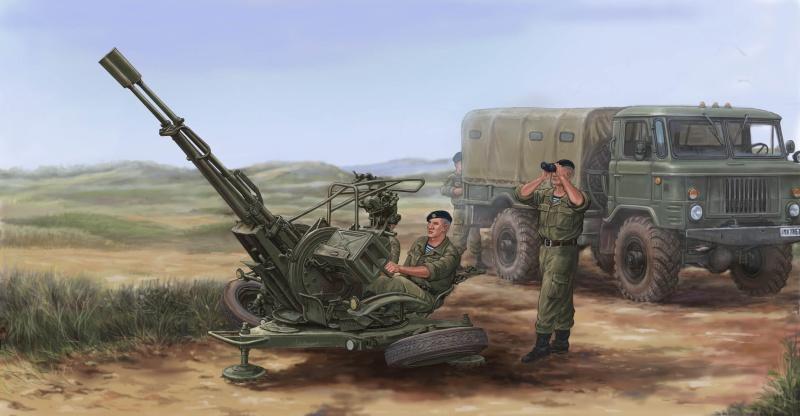 Soviet Gun truck en Afghanistan D1-tru10