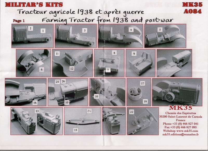 Review Kit du Tracteur de chez MK35 Image025