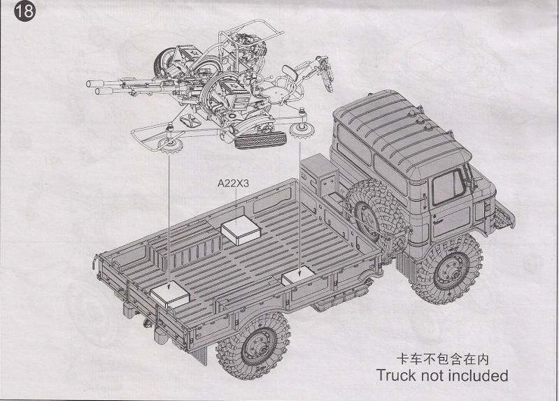 Soviet Gun truck en Afghanistan Image037