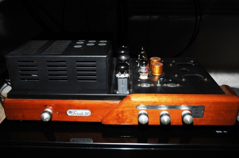 Unison Research Triode 20 (Used) SOLD D10