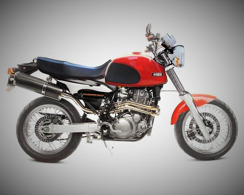 Mastiff 660  Projet11