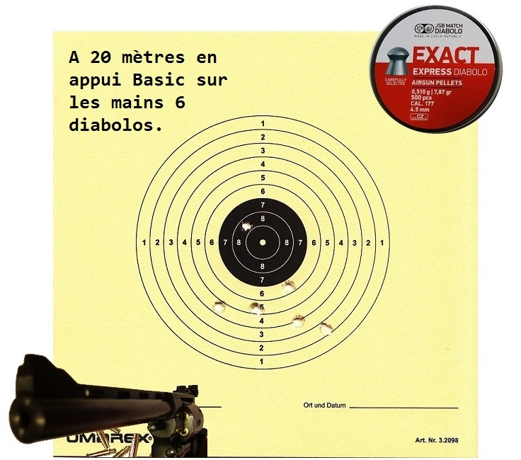 "Attention Danger ME revolver competition 6"" 100% plaisir Carton15"