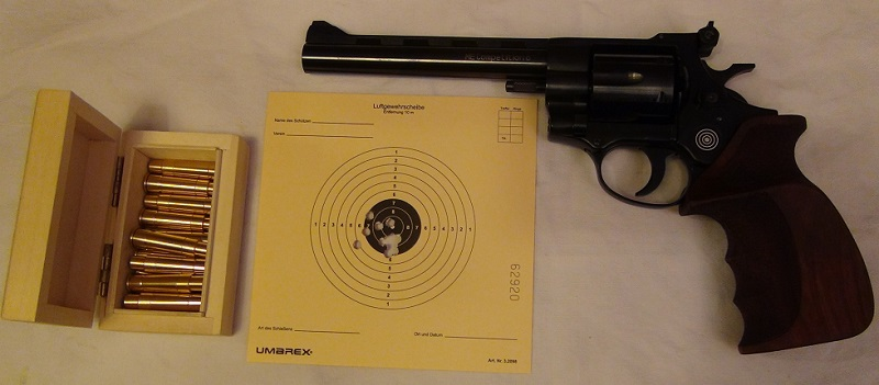 """Attention Danger ME revolver competition 6"""" 100% plaisir  - Page 2 Lep2010"""
