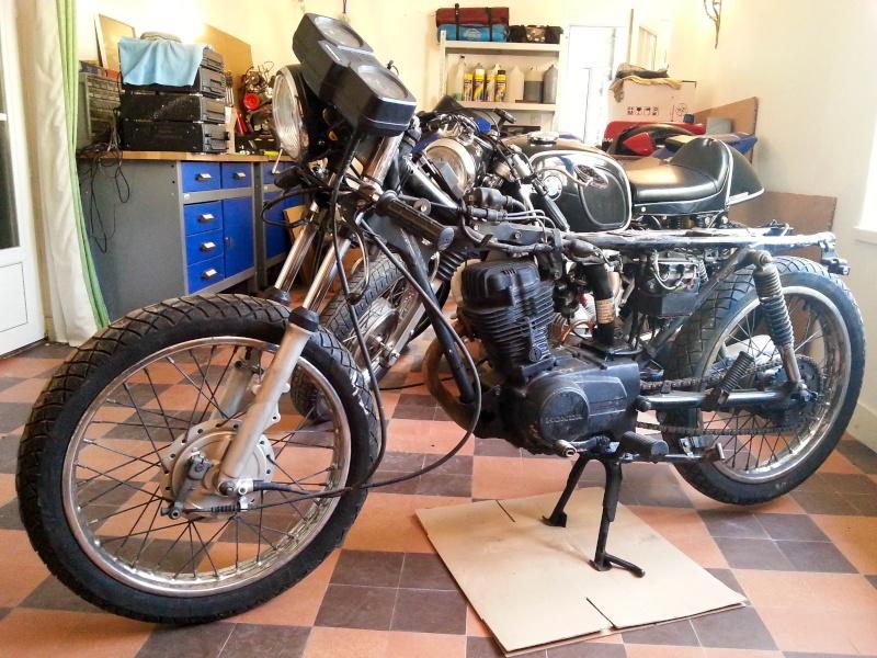 Honda 125 CG/BR 1990 Honda_13