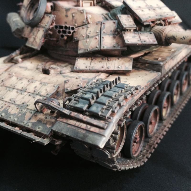 M60A1 - TAMIYA 35157 - 1/35 - Page 3 Fullsi16