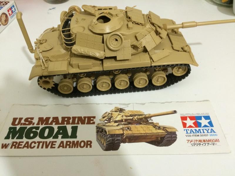 M60A1 - TAMIYA 35157 - 1/35 Img_3028