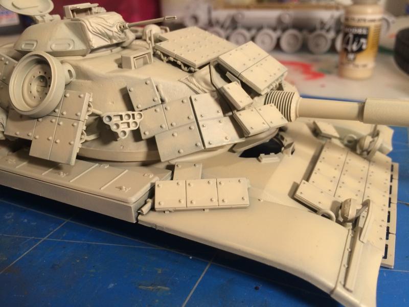 M60A1 - TAMIYA 35157 - 1/35 Img_3032