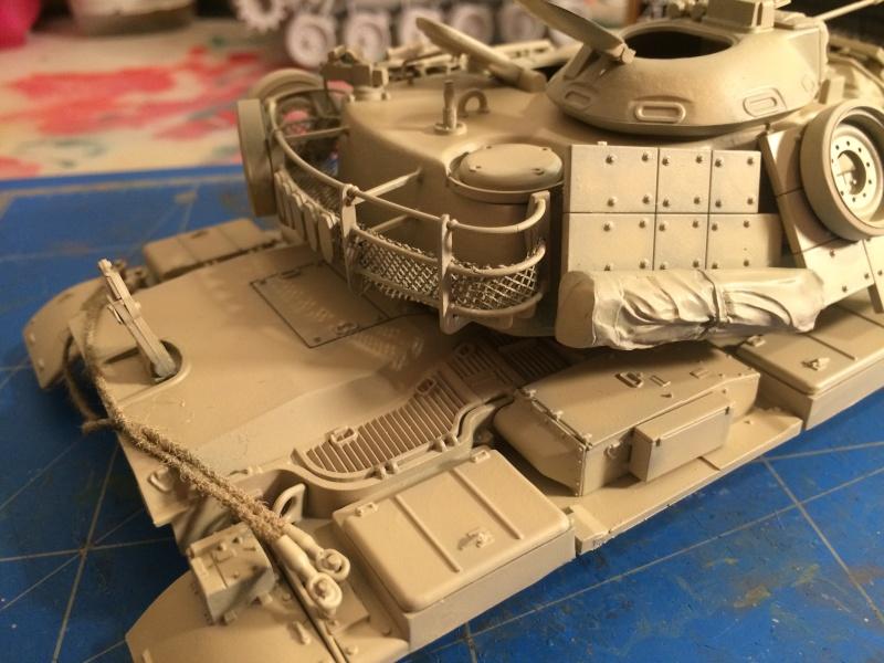 M60A1 - TAMIYA 35157 - 1/35 Img_3033