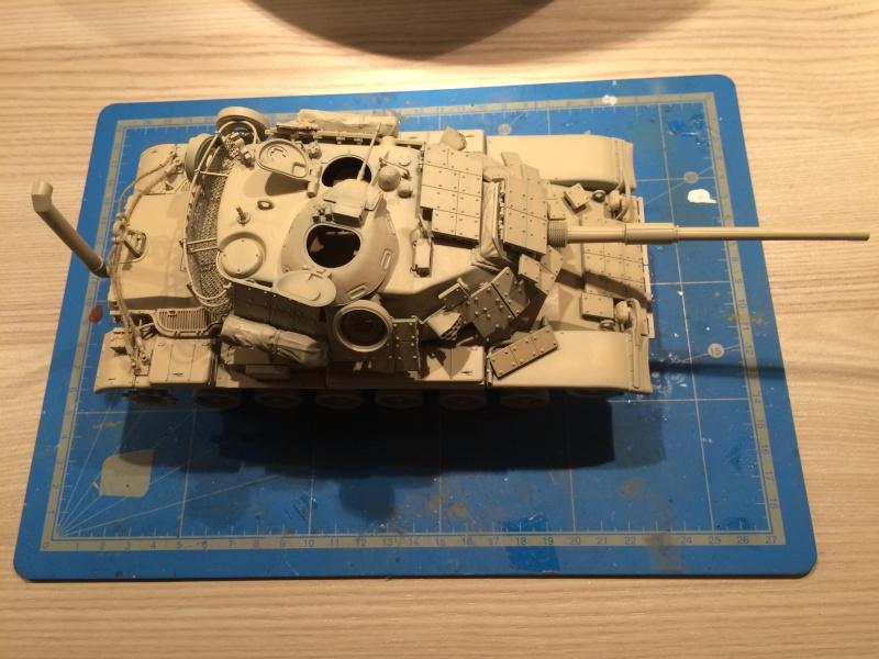 M60A1 - TAMIYA 35157 - 1/35 Img_3034
