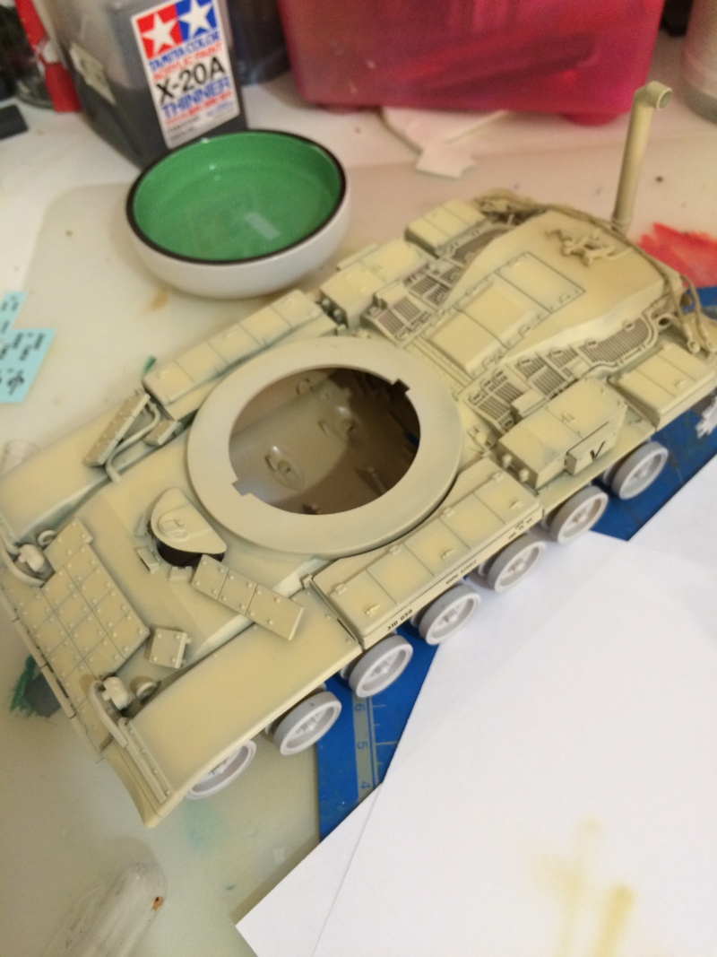 M60A1 - TAMIYA 35157 - 1/35 Img_3039