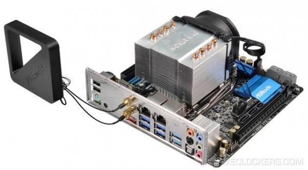 X99 et 8 Cores en mini itx sur la Asrock X99E-ITX/ac Asrock10