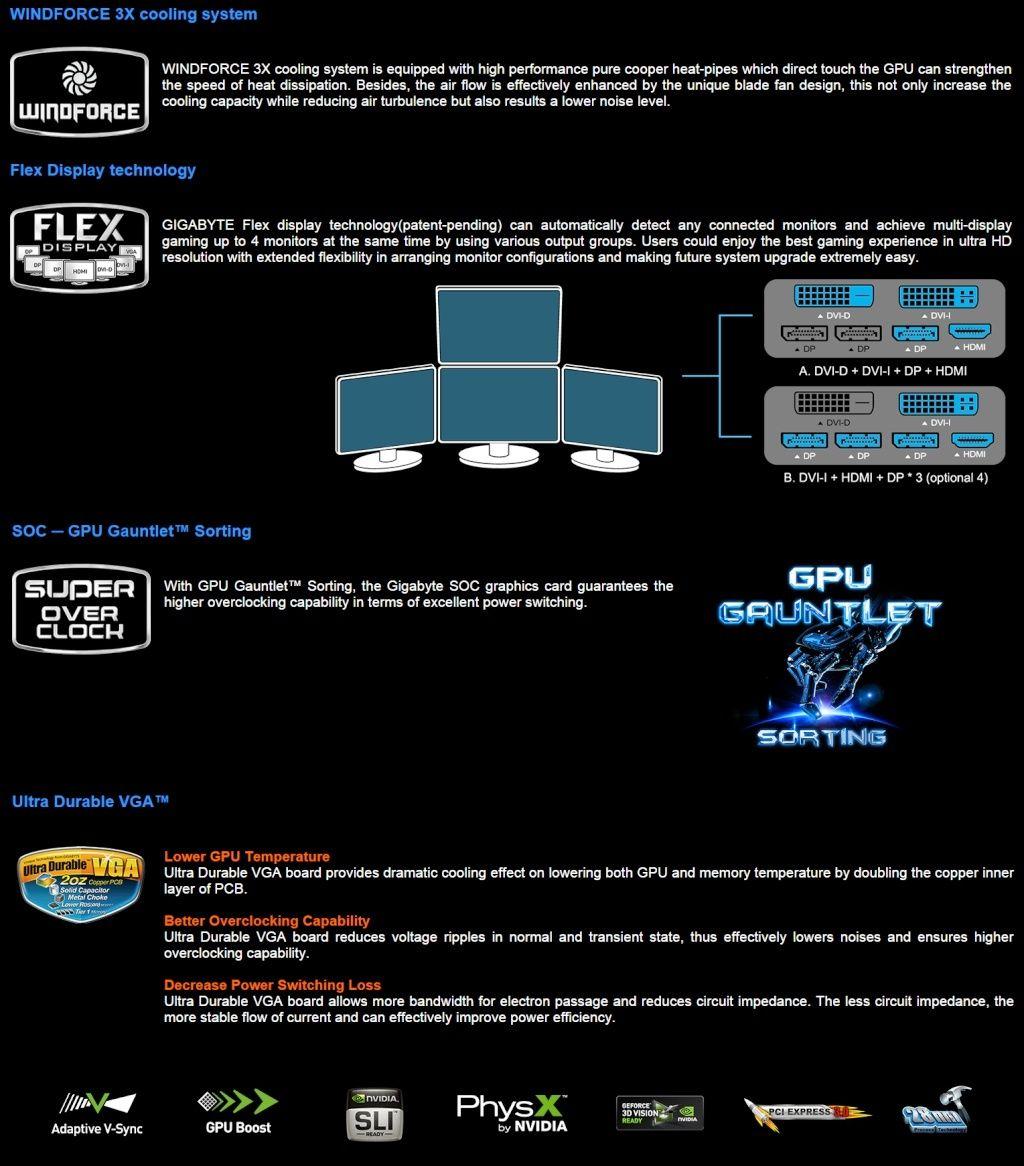 FS- 3*Gigabyte G1 GAMING GTX  970 4GB 1329MHz Gigaby12