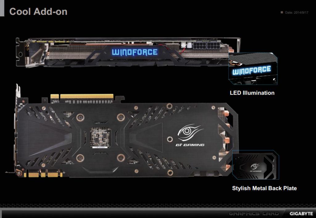 FS- 3*Gigabyte G1 GAMING GTX  970 4GB 1329MHz Gigaby16