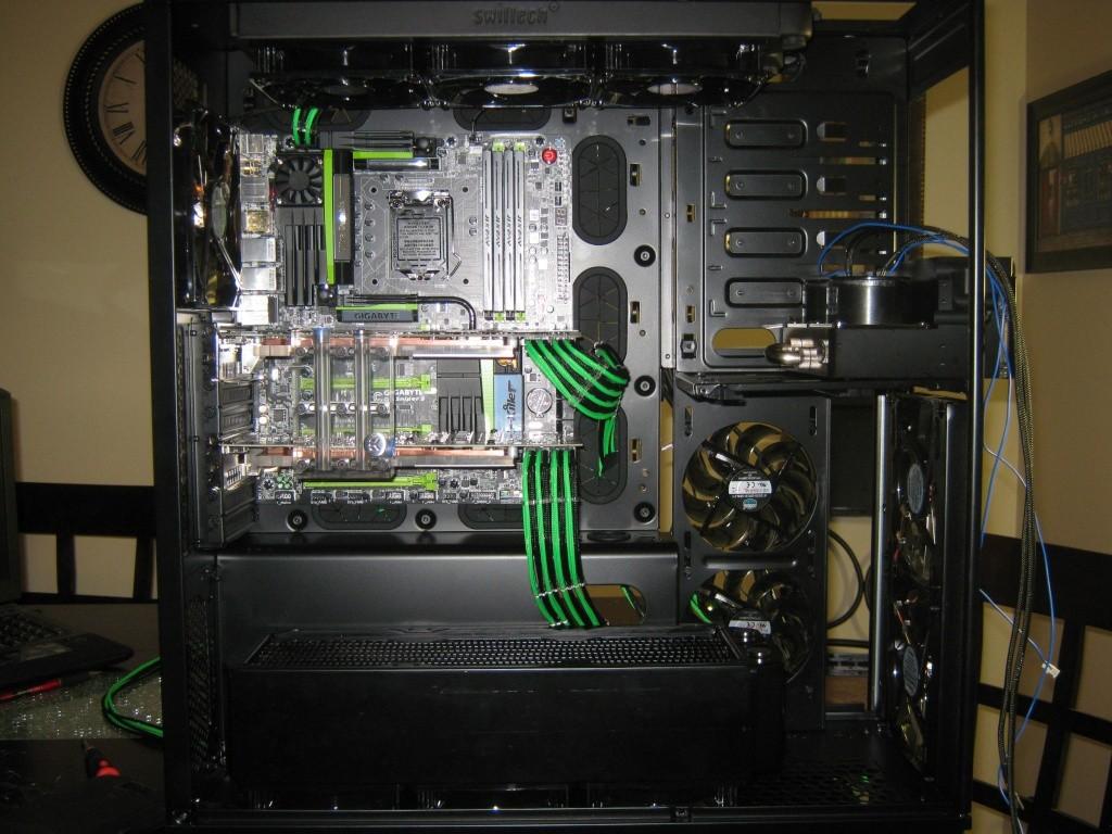 Projet pour Cardio77 //// Phanteks Enthoo Primo Ultimate Black Img_0224