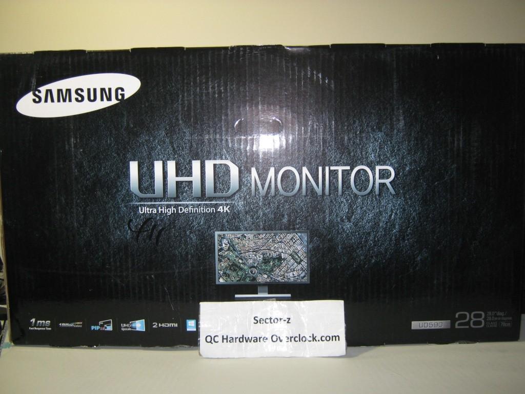FS- 2*Samsung 28'' 4K 1ms U28D590D Img_0324