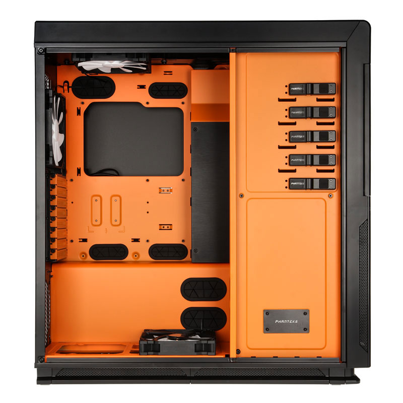 Projet pour Dvsfranck //// Phanteks Enthoo Primo Ultimate SE Black/Orange Ld000111
