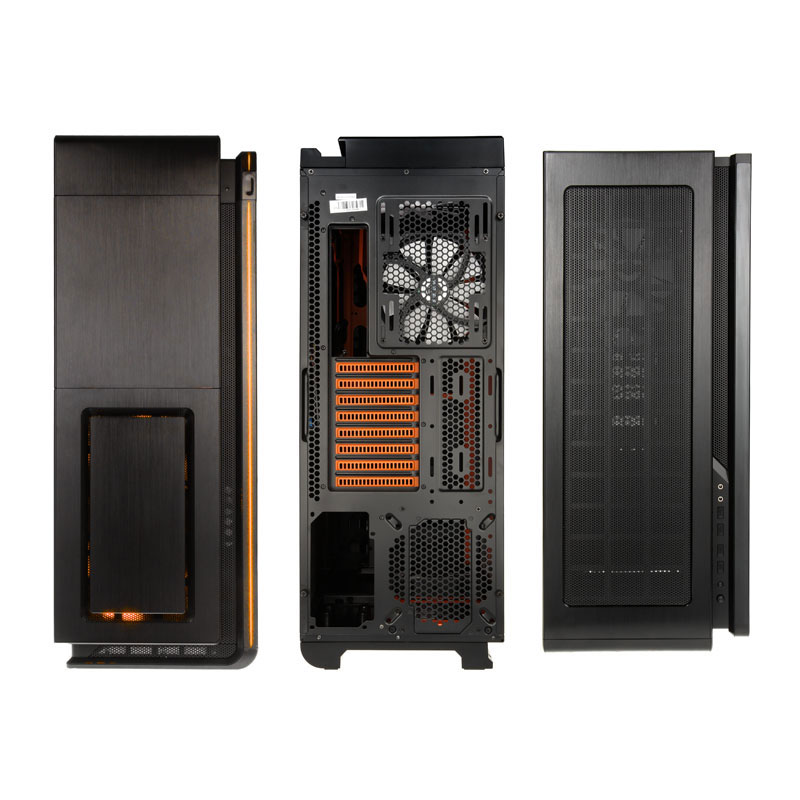 Projet pour Dvsfranck //// Phanteks Enthoo Primo Ultimate SE Black/Orange Ld000112