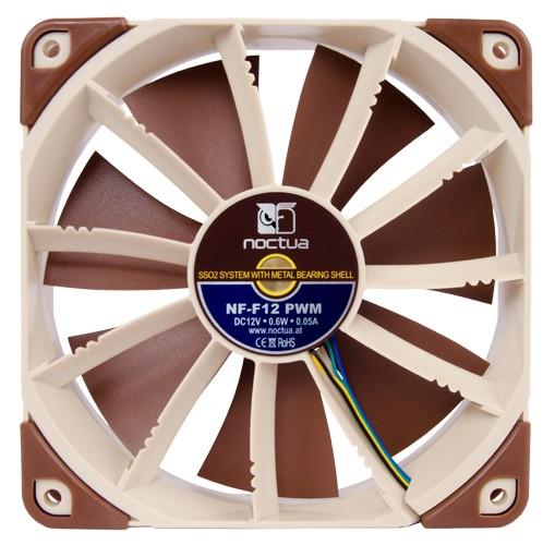 FS- 2* Noctua NF-F12 PWM 120MM Ultra Quiet ( Très propres) Noctua10