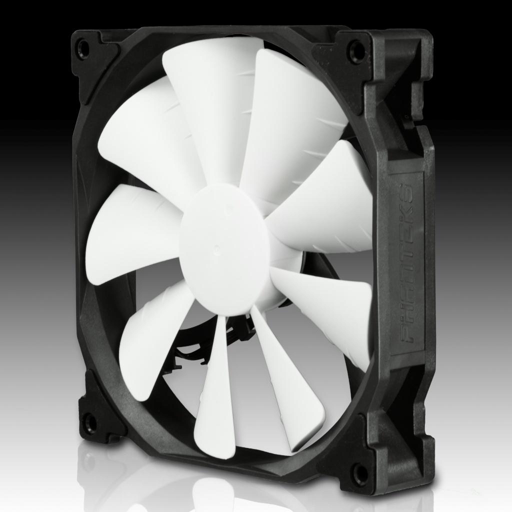FS-9* Phanteks High Quality Fan PH-F140SP 83CFM MTBF >150,000 H Ph-f1410
