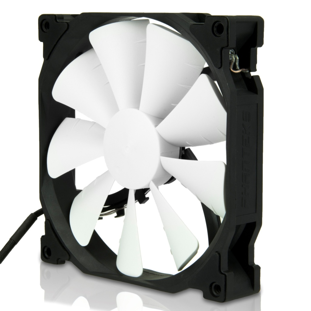FS-2* Phanteks High Quality Orange LED Fan PH-F140SP 83CFM MTBF >150,000 H Ph-f1413