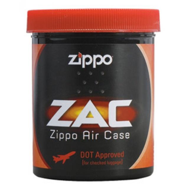 Prendre l'avion avec un ZIPPO. Zac-7010