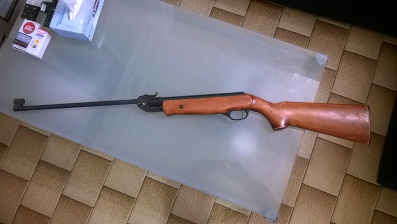 Avis aux connaisseurs... Identification vieille carabine russe, kezako ? Wp_20110