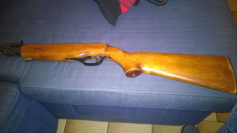 Avis aux connaisseurs... Identification vieille carabine russe, kezako ? Wp_20111