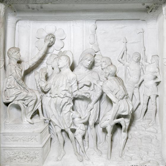 Sts Marius, Marthe, Audifax et Abachus, martyrs 0119ma10