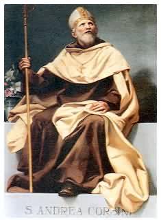 Saint André Corsini, évêque et confesseur 0204co11